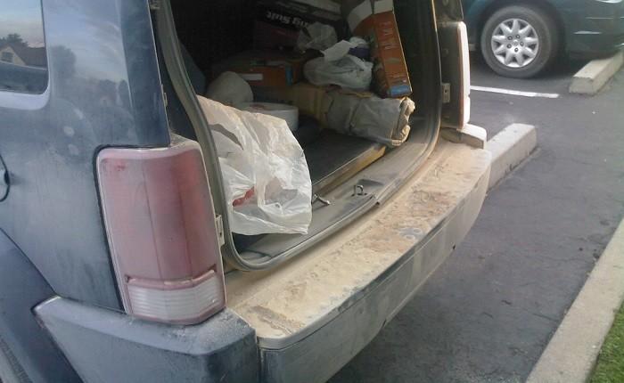 A limpeza ajuda na segurança rodoviária