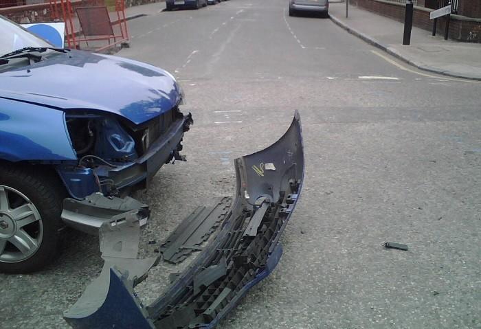 Resolva acidentes sem gravidade de forma rápida