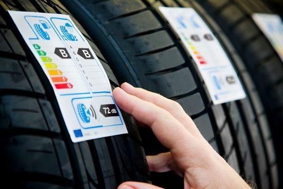 Como se lê a etiqueta do pneu?