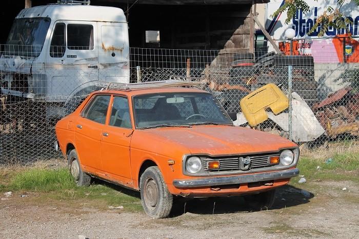Há relação entre um acidente e um carro mais velho?