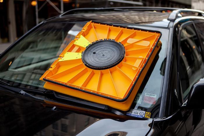 Bloqueador de visibilidade para automóveis