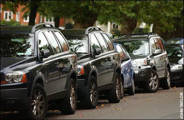 Aspetos que o condutor deve observar quando estaciona (1)