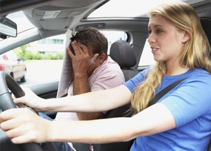 Instrutor de condução e o risco inerente à profissão