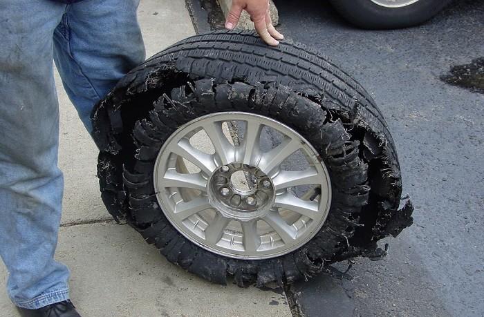 Os pneus têm prazo de validade?