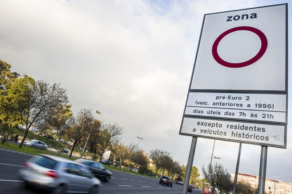 Que carros podem circular na ZER de Lisboa?