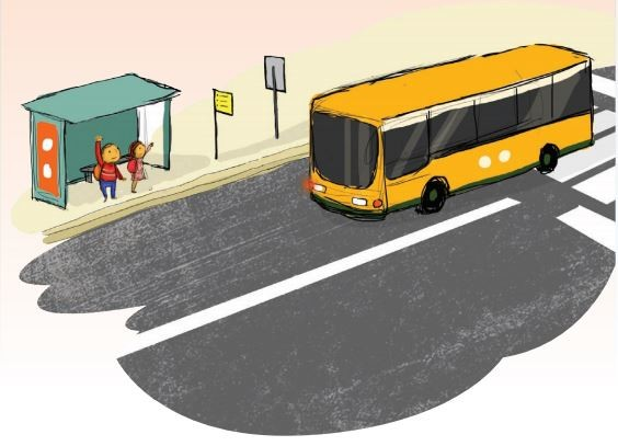 Como viajar com crianças em transportes públicos?