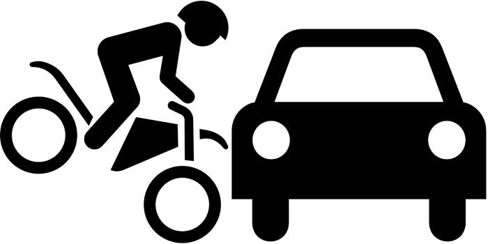 Como funcionam os airbags para motos