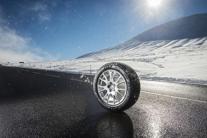 Posso usar pneus de inverno agora?