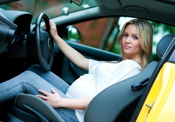 Cinto de segurança na gravidez: Como usar?
