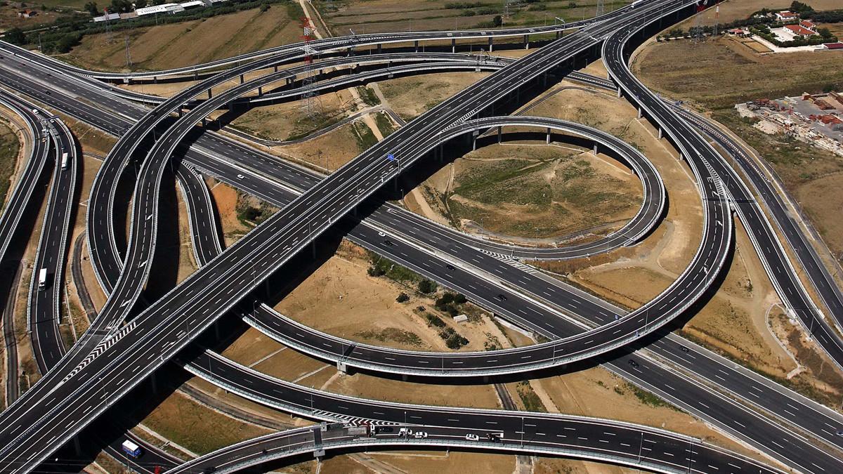A qualidade das autoestradas portuguesas