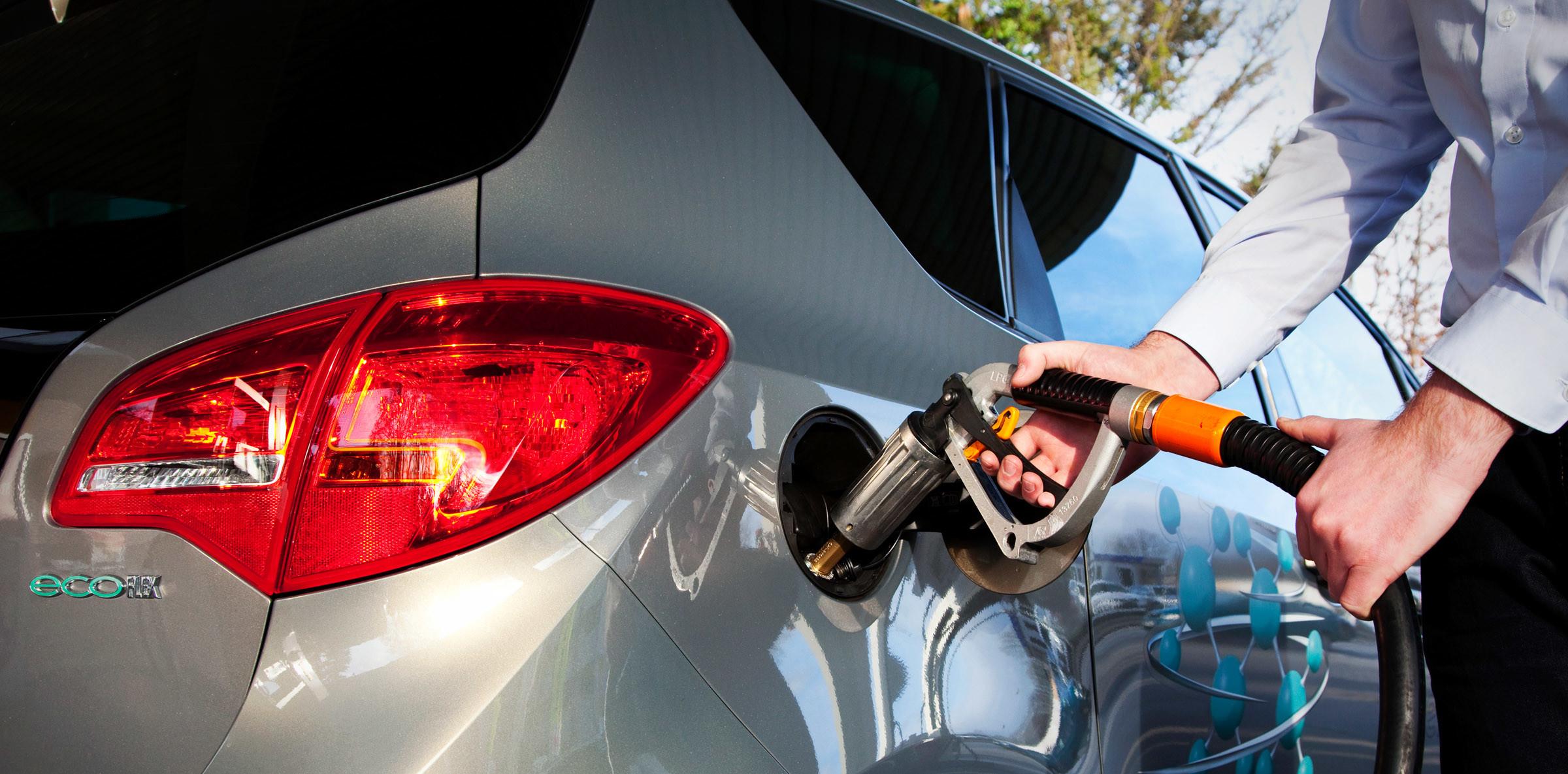 Automóveis a gás. Sim ou não?