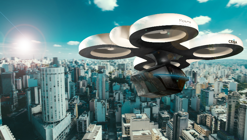 Os drones que transportam pessoas são (quase) uma realidade