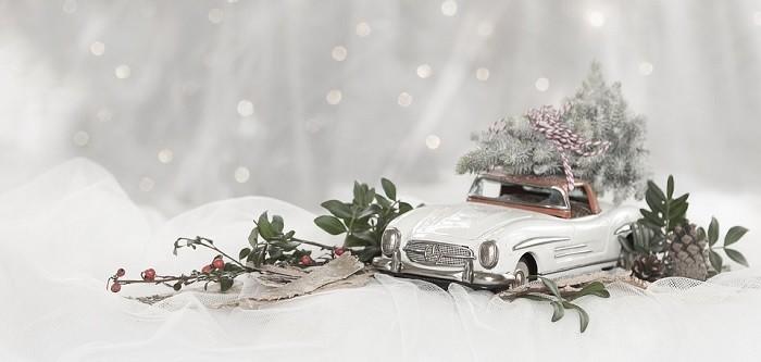 Preparar o carro para as deslocações de Natal