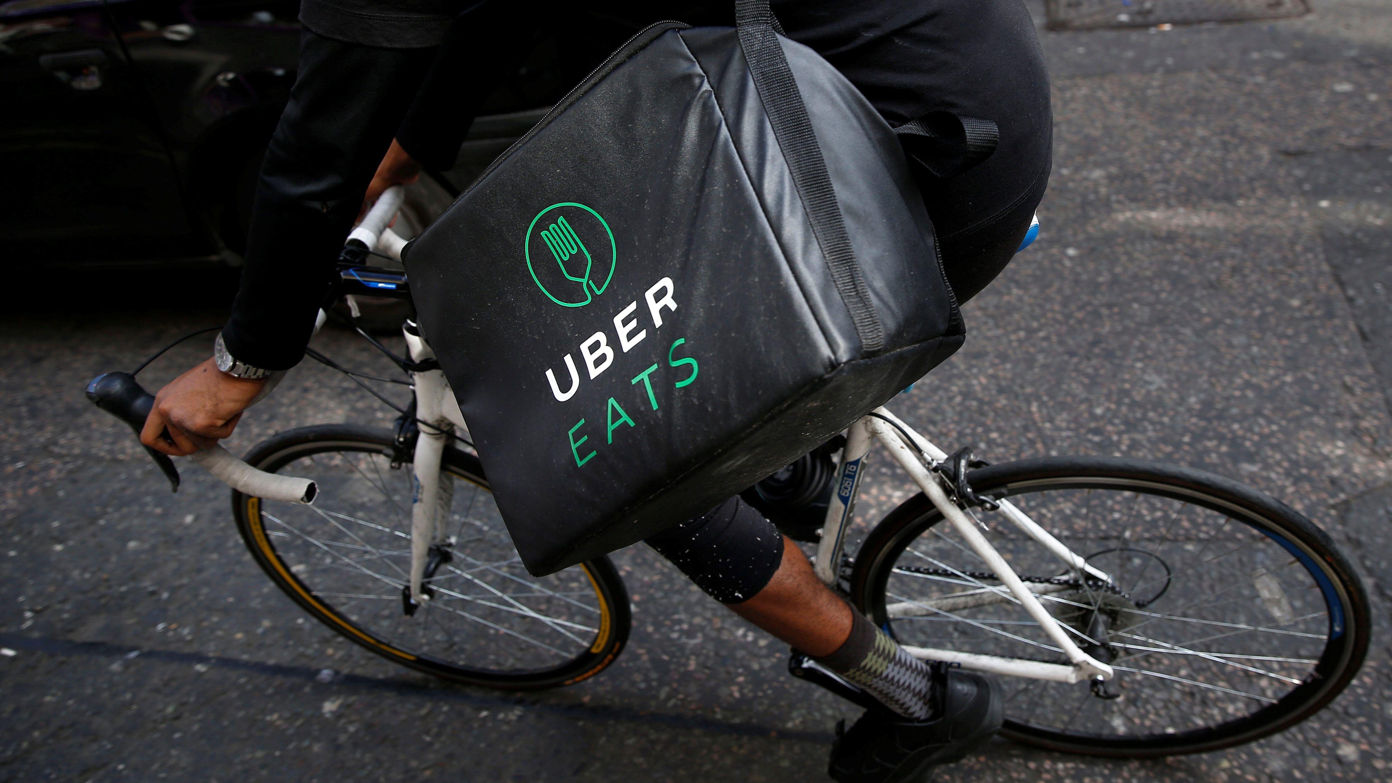 UberEats – uma plataforma inovadora? Como funciona?