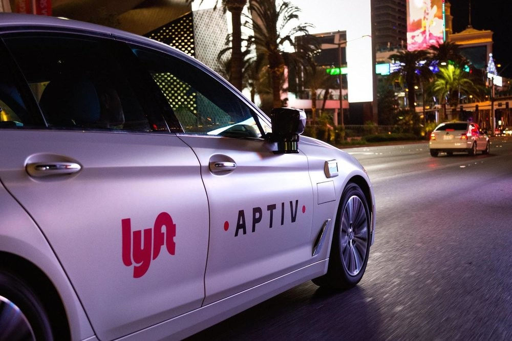 Lyft, Uber, condução autónoma