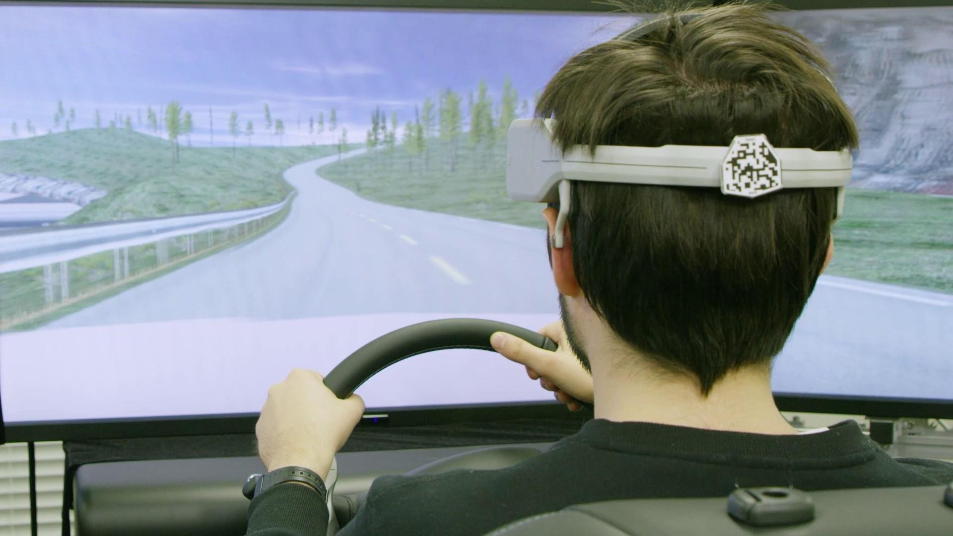 E se o seu cérebro estivesse ligado ao automóvel?