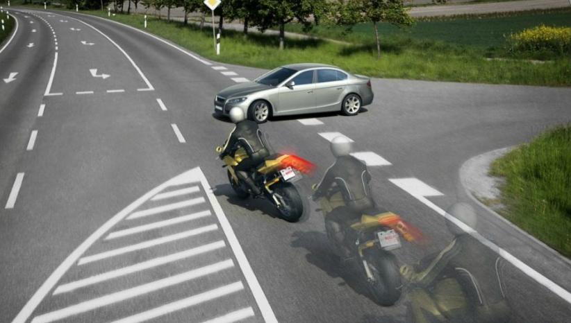ABS nas motos, como funciona?