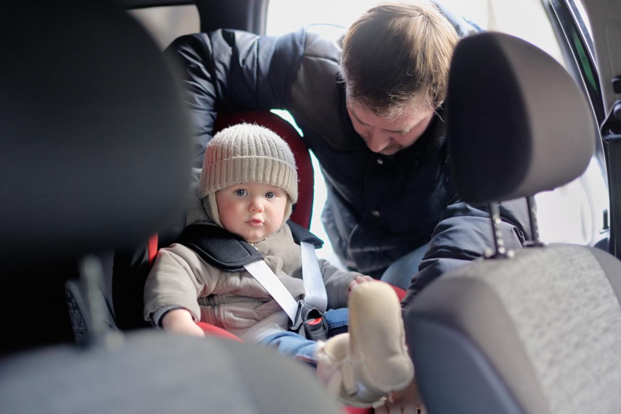 10% das cadeiras para bebé não são seguras: o que fazer?