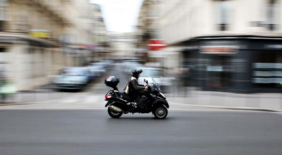 Circular de moto, é mobilidade sustentável?