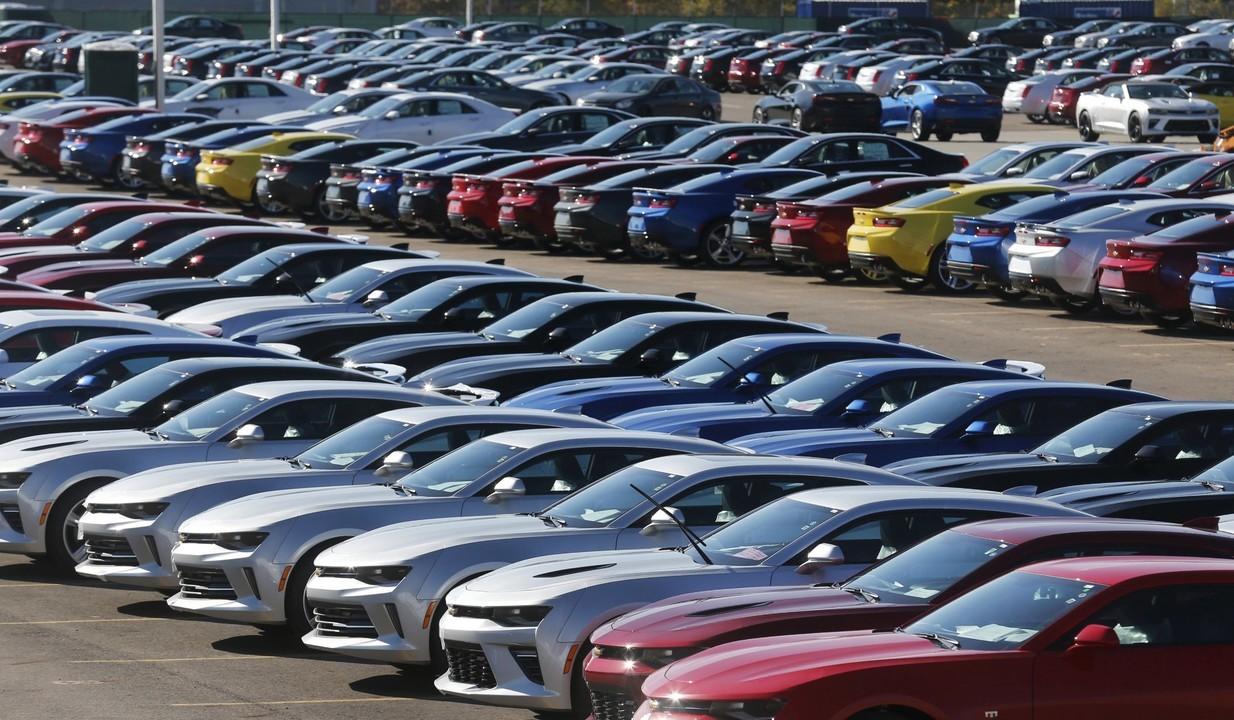 Qual a relação entre a cor do carro e os acidentes?