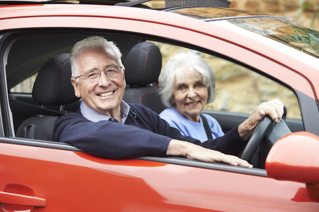 Maiores de 65 – condução, mobilidade e segurança