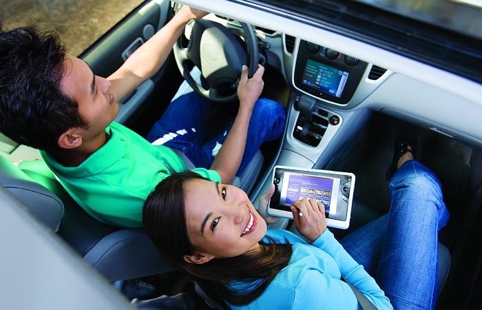 Novas tecnologias aplicadas aos automóveis