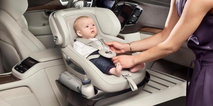 A importância da segurança infantil segundo a APSI e a Volvo