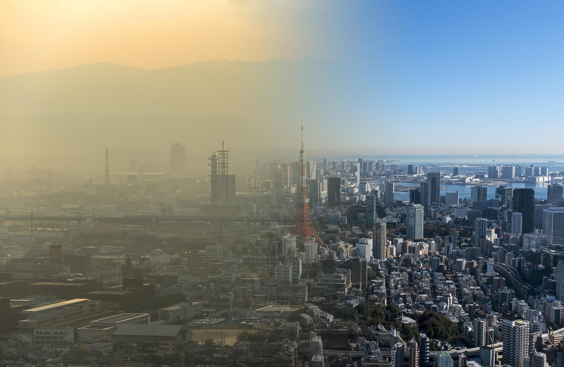 O automóvel e o aquecimento global em 2050