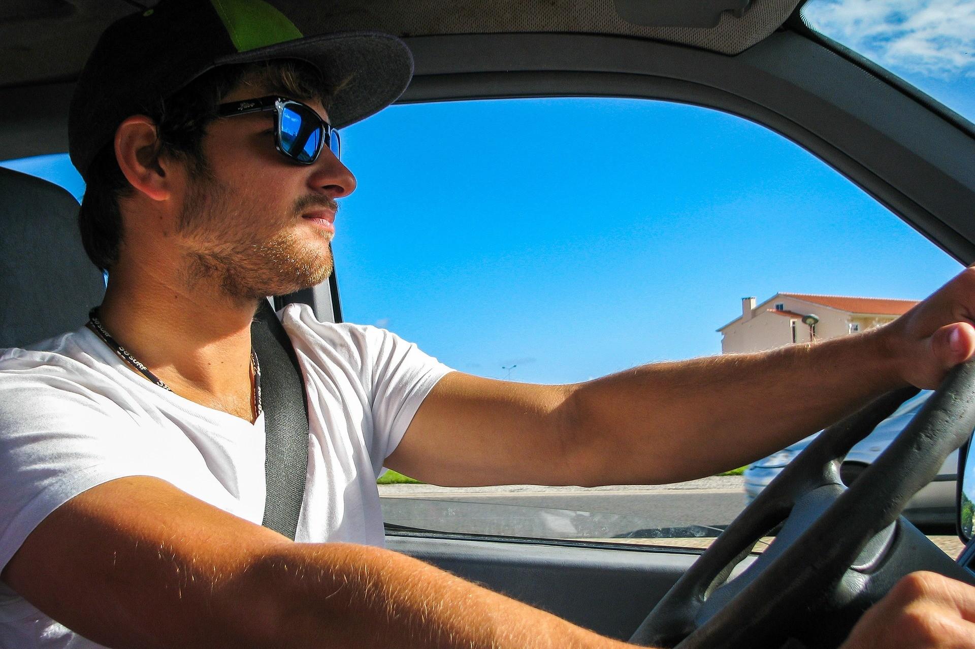 Óculos de sol: Quais os melhores para conduzir?