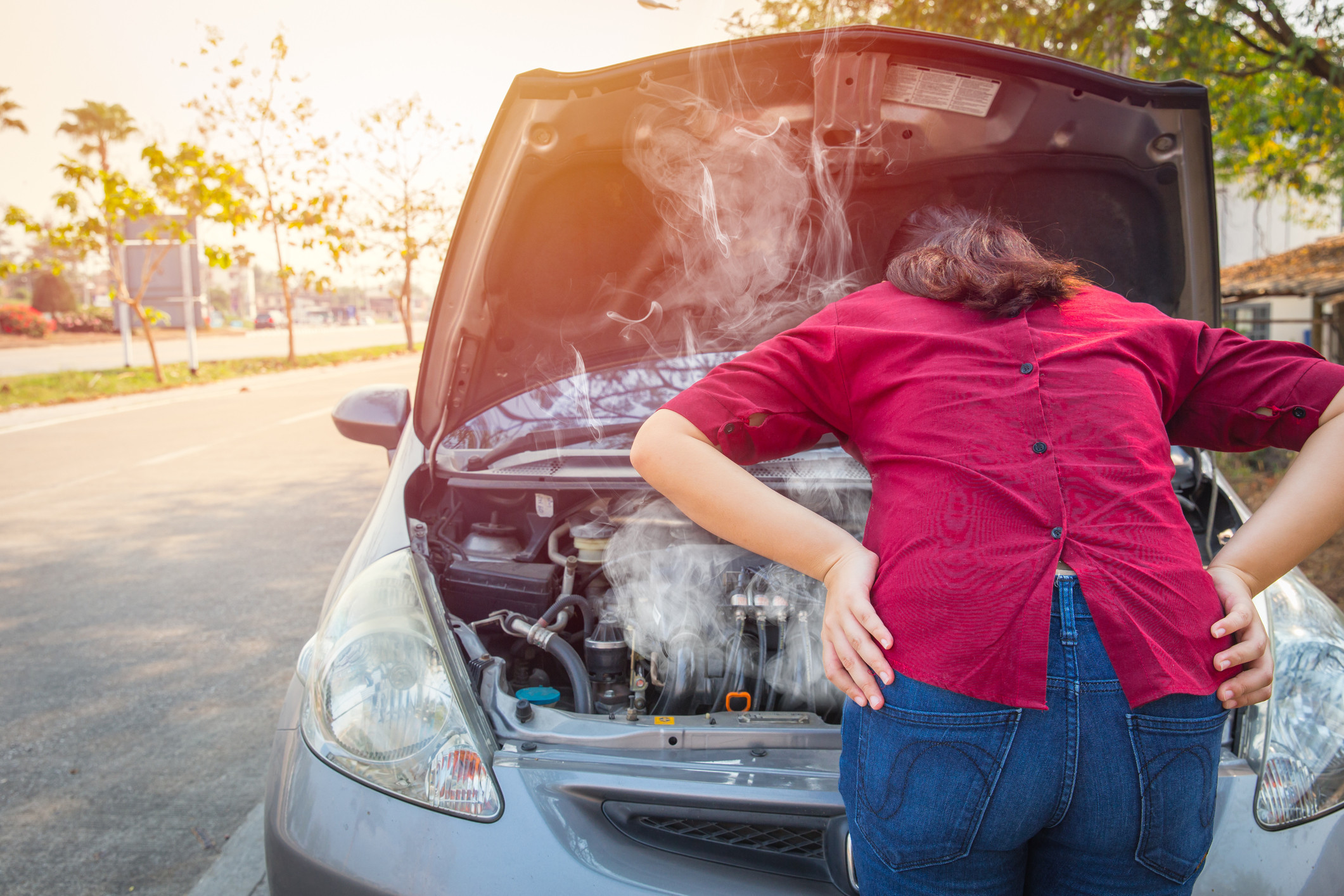 O que fazer se o seu carro sobreaquecer?