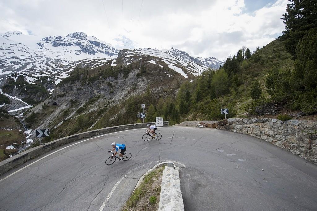 Como descer uma montanha de bicicleta?
