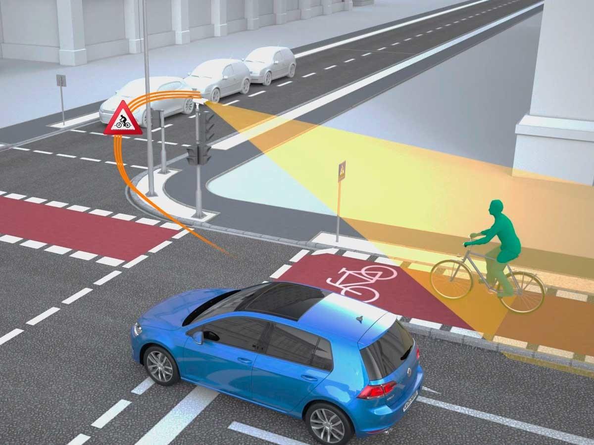 """Estão aí os semáforos que """"falam"""" para melhorar a segurança rodoviária"""