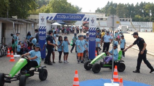 Programa Escola Segura da PSP: que resultados no começo deste ano letivo?