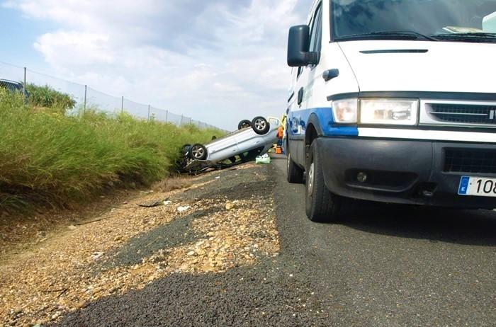 Avaliações de segurança rodoviária nos locais de acidentes em 2019