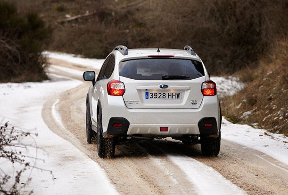 Neve, gelo e vento. Como reduzir o risco ao volante?