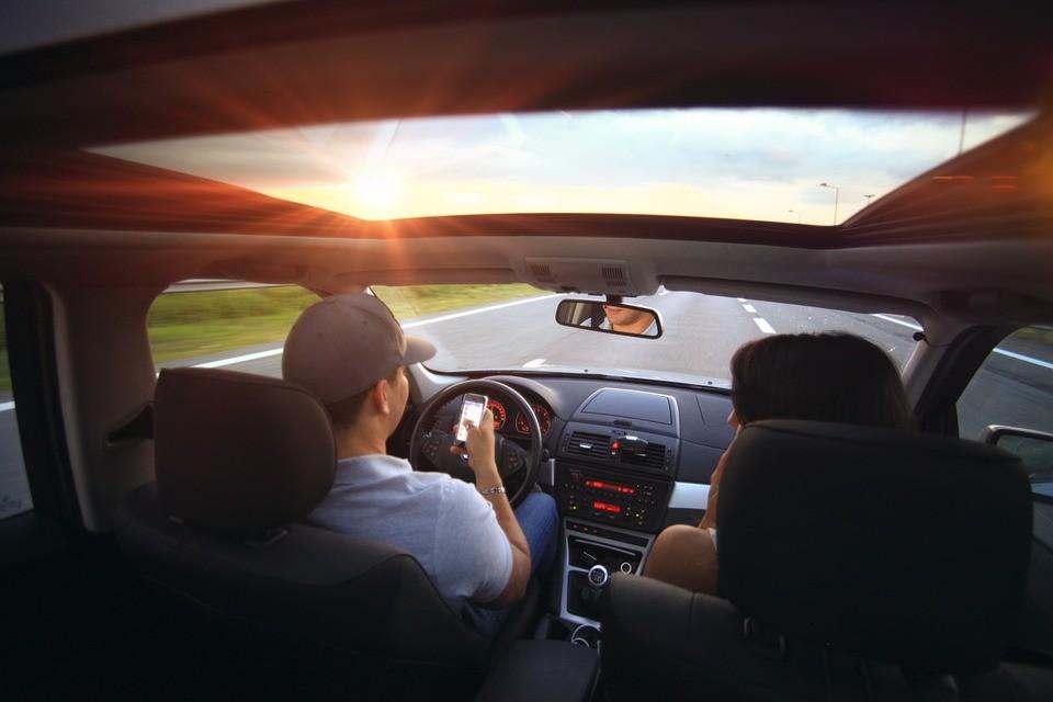 Stress tecnológico é fator de risco na condução