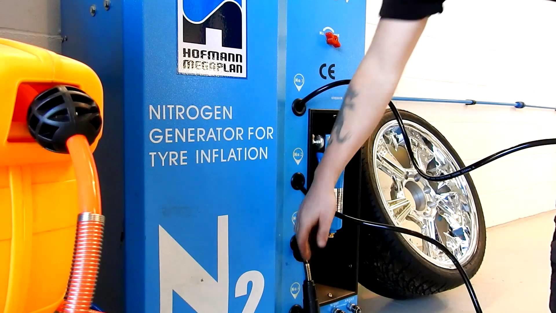 Colocar azoto nos pneus é mais vantajoso?