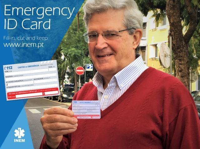Sabe o que é o cartão de emergência?