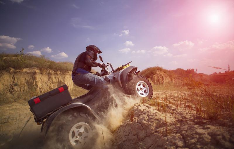 Moto 4: Um veículo ao qual não devemos perder o respeito