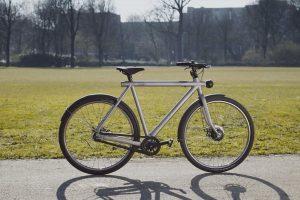 bicicleta autónoma