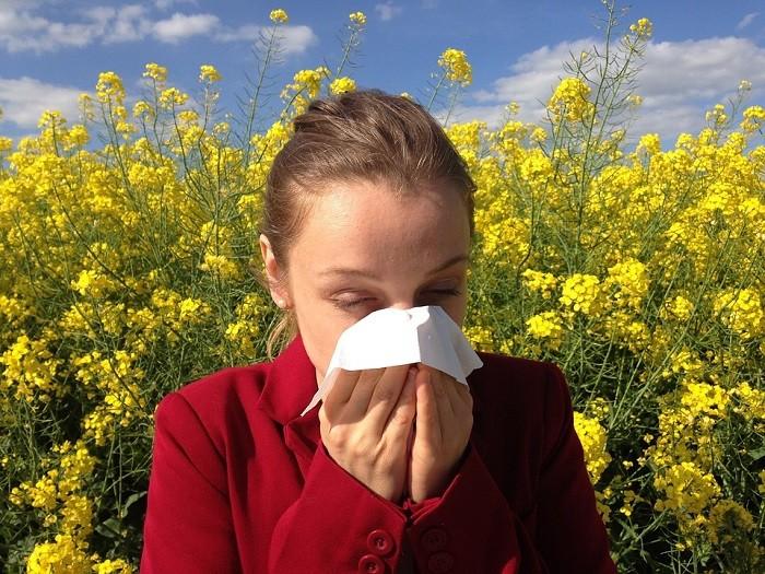 Alergias na condução