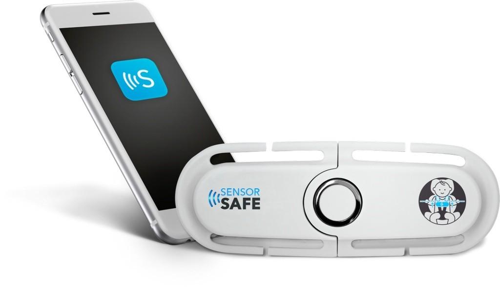 Este é o gadget que ajuda o seu filho a viajar mais seguro no carro