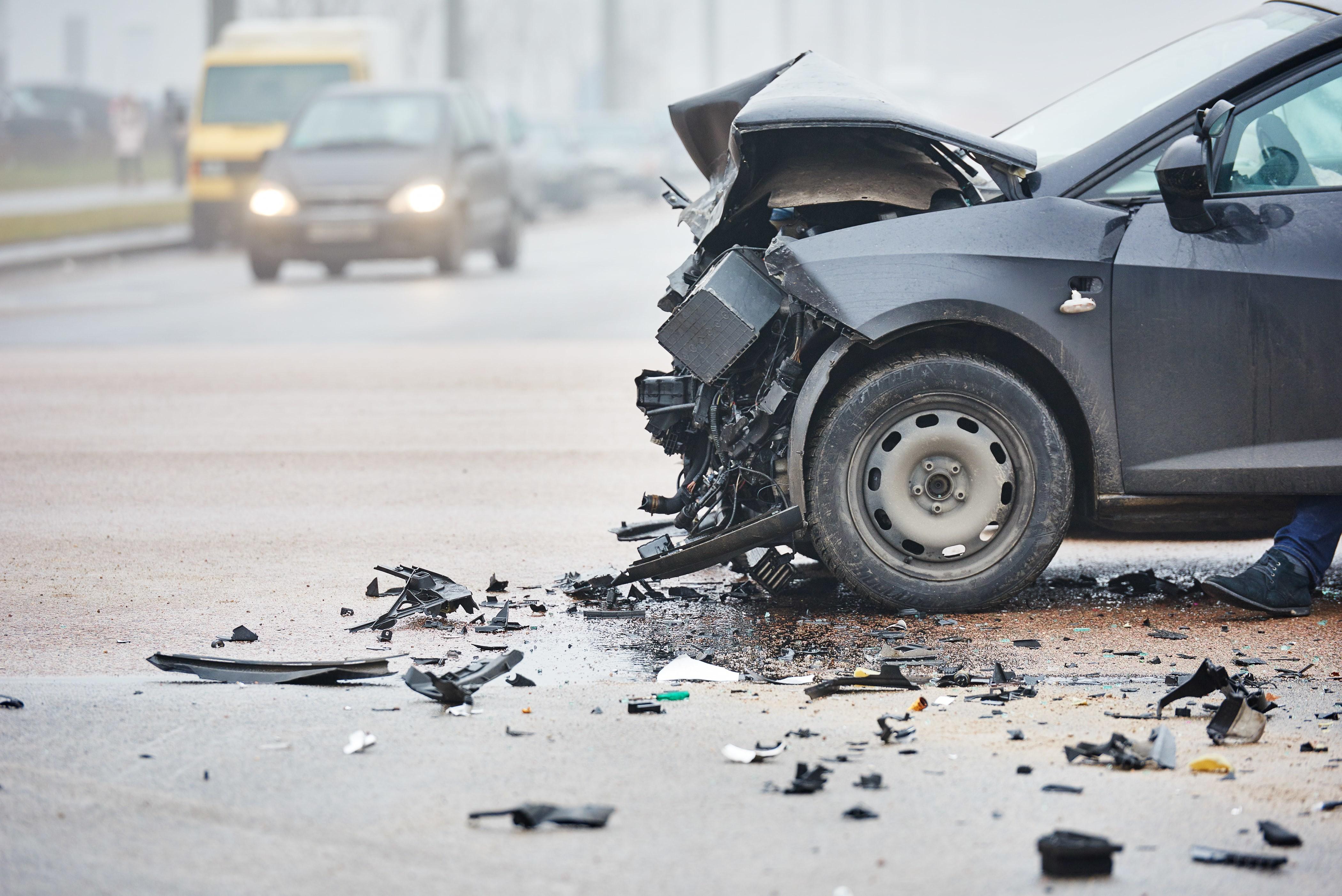 O que se pode fazer para evitar os mirones dos acidentes de viação?