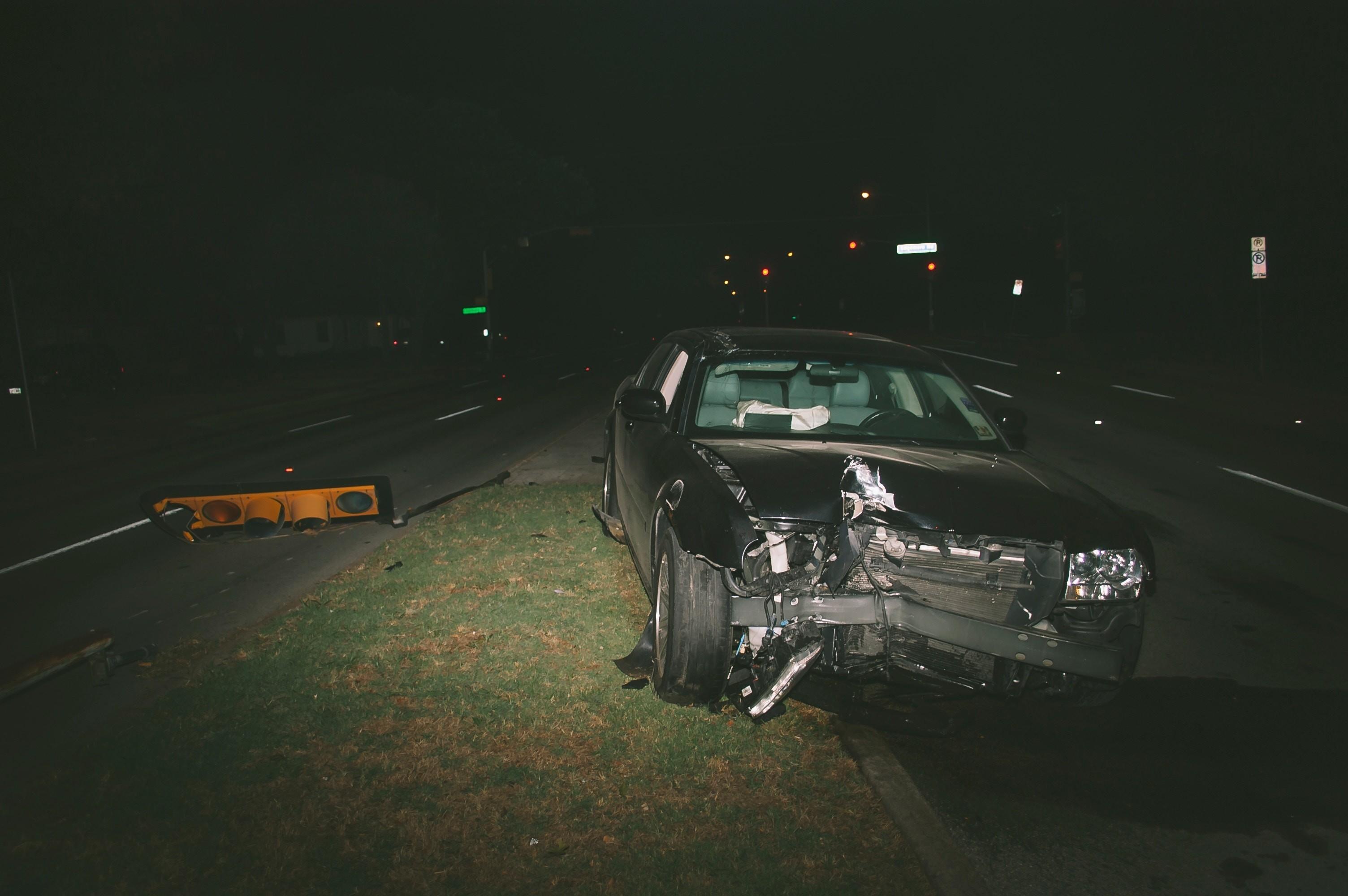 Que informação nos pode dar a caixa negra do veículo em caso de acidente?