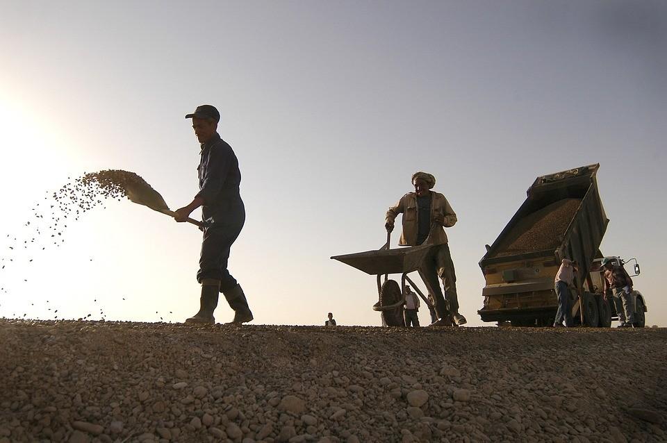 Reparações na via: o risco que corre quem trabalha na estrada