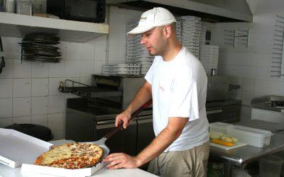 Pizzas entregues em maior segurança graças a formação rodoviária