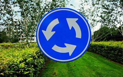 Rotunda: tem mesmo a certeza que sabe circular?