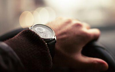 Quanto tempo vai esperar para obter a sua carta de condução?