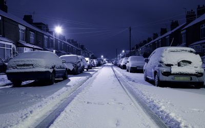 Uvas podem substituir sal para descongelar estradas