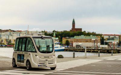 Que países lideram o caminho para a condução autónoma na Europa?